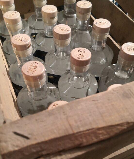 livraison de bouteilles distillerie heima